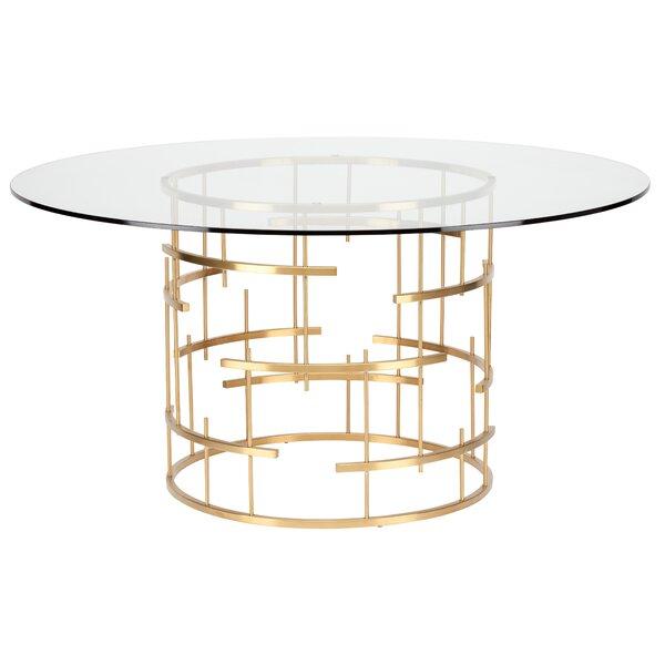 Tiffany Dining Table by Nuevo Nuevo