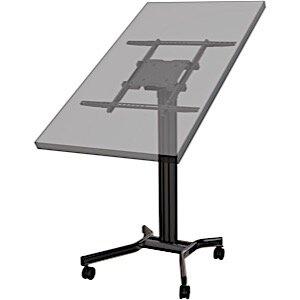 Universal Floor Stand Mount for 65 Flat Panel Screens by Crimson AV