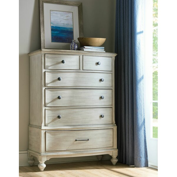 Jaelyn 6 Drawer Chest by One Allium Way