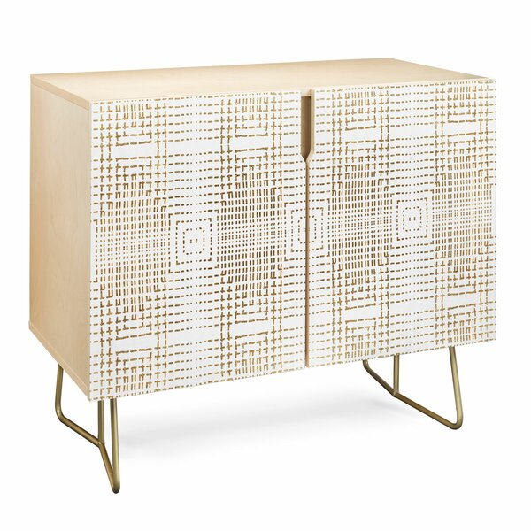 Holli Zollinger Deco Accent Cabinet by East Urban Home East Urban Home