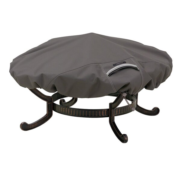 Ravenna Patio Fire Pit Cover by Classic Accessories