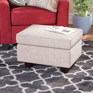 Bargain Lampkins Ottoman By Andover Mills