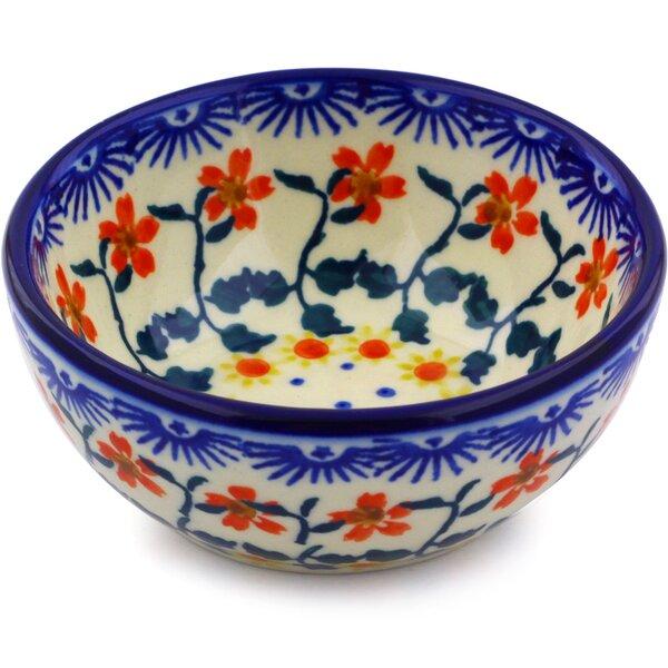 5 oz. Stoneware Dessert Bowl by Polmedia