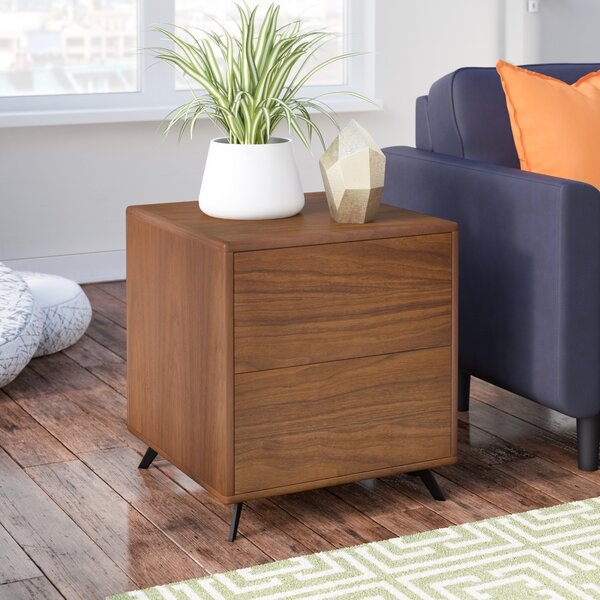 Rideout End Table By Orren Ellis Great price