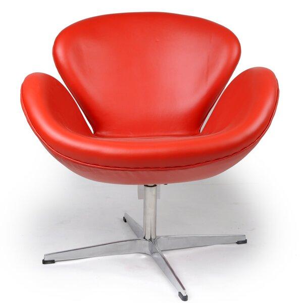 Satrogan Swivel Lounge Chair By Orren Ellis