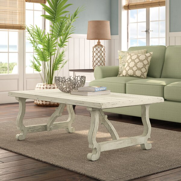 Nash Coffee Table by Rosecliff Heights Rosecliff Heights