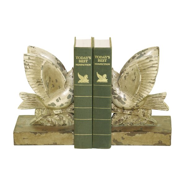 Taking Flight Book Ends (Set of 2) by Ophelia & Co.