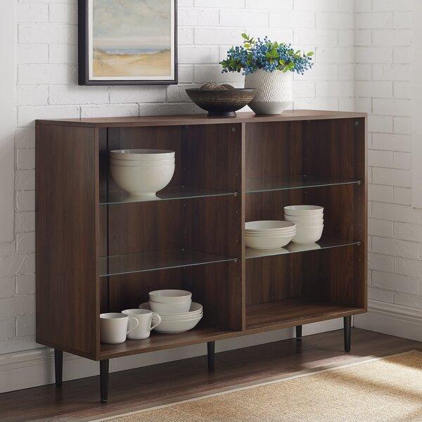 Cavender Modern Standard Bookcase by George Oliver