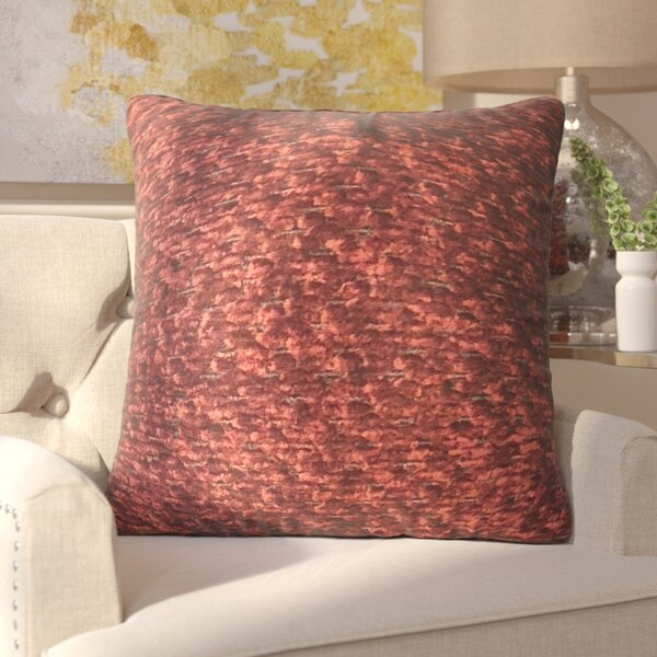 Lewellyn Luxury Throw Pillow by Rosdorf Park