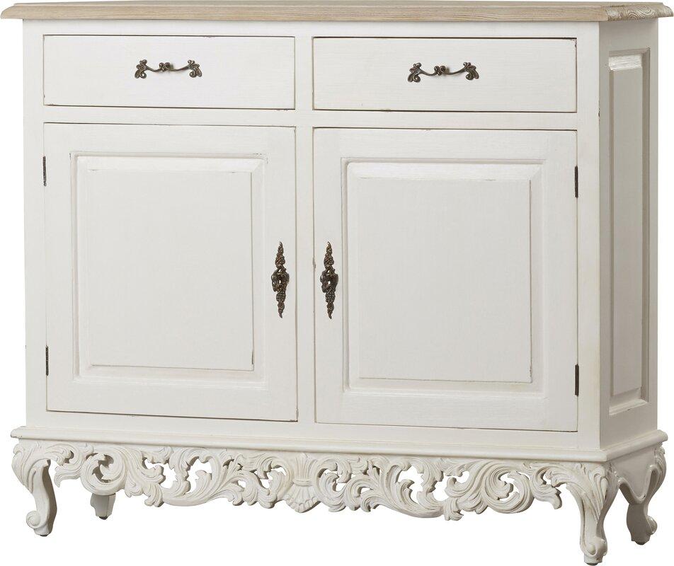 One allium way tangerine 2 door baroque accent cabinet for Baroque 2 door accent cabinet