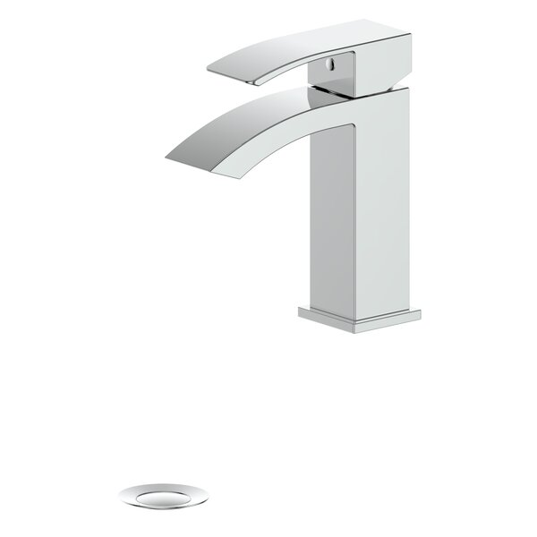 Zephyr Centerset Bathroom Faucet With Drain Assembly By ZLINE Kitchen And Bath