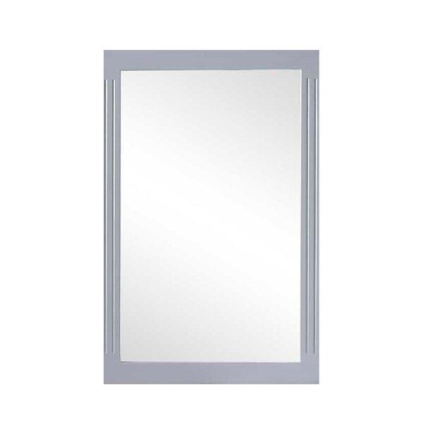 Gravel Bathroom/Vanity Mirror by Wrought Studio