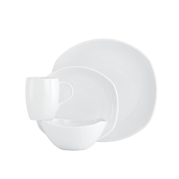 Classic Fjord 4 Piece Place Setting, Service for 1 by Dansk