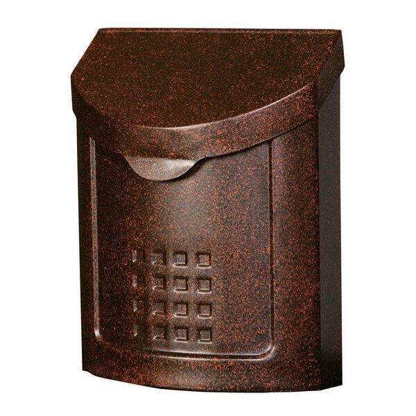 Lockhart Locking Wall Mounted Mailbox by Gibraltar Mailboxes