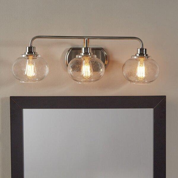 Braxton 3-Light Vanity Light by Beachcrest Home
