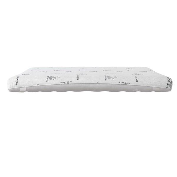 Honest Elements Organic 7 inch Medium Innerspring Mattress by Signature Sleep