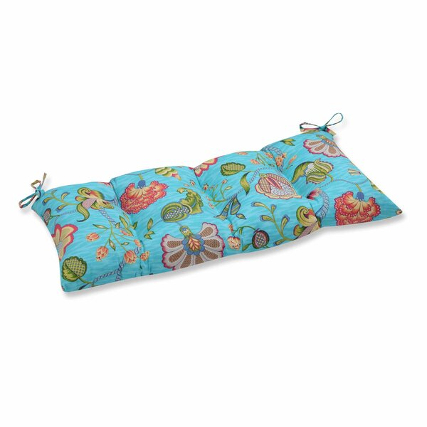 Arabella Indoor/Outdoor Love Seat Cushion by Pillow Perfect