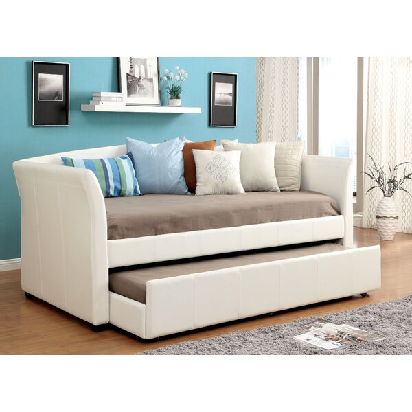 Roma Twin Daybed with Trundle by Hokku Designs Hokku Designs