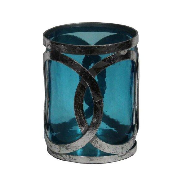 Glass Hurricane by ESSENTIAL DÉCOR & BEYOND, INC