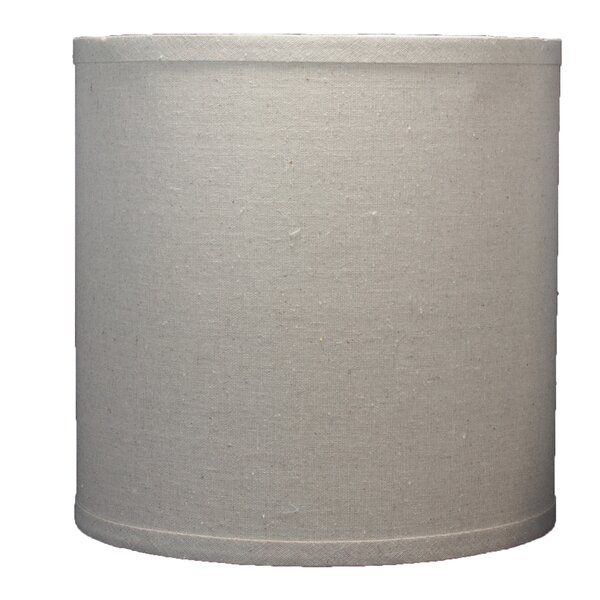 Classic 10 Linen Drum Lamp Shade by Urbanest