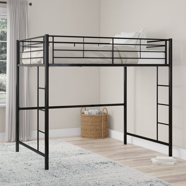 Maurice Full Loft Bed by Viv + Rae