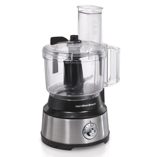 10 Cup Scraper Food Processor by Hamilton Beach