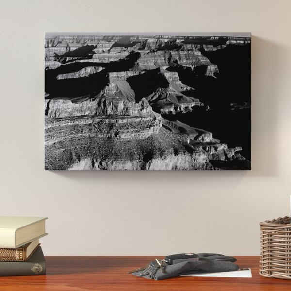 Grand Canyon National Park XX by Ansel Adams Photographic Print on Wrapped Canvas by Loon Peak