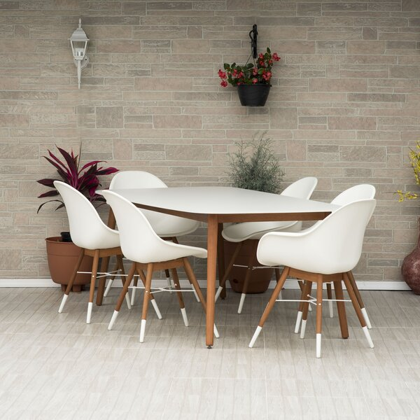 Woolford 7 Piece Dining Set by Corrigan Studio