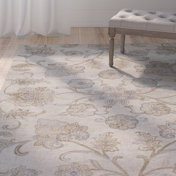 Blue Hill Khaki Area Rug by One Allium Way