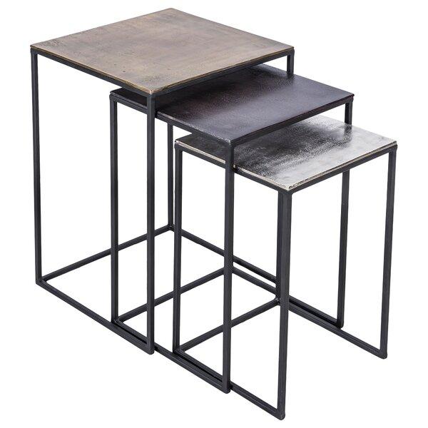 Ragusa 3 Piece Nesting Tables By Brayden Studio