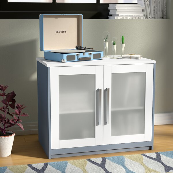 Rivas 2 Door Accent Cabinet by Ebern Designs Ebern Designs