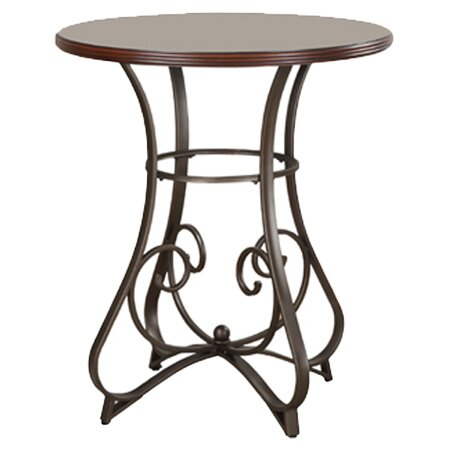 Powell Pewter Pub Table by Powell Furniture