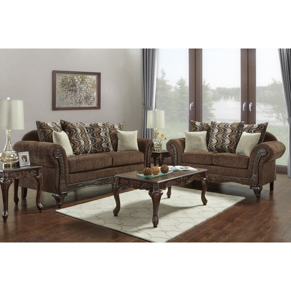 Duclos Configurable Living Room Set by Astoria Grand