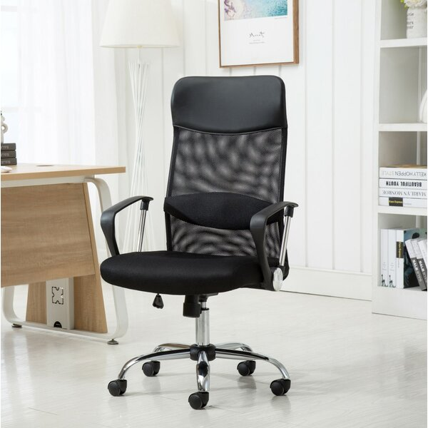 Buker High Mesh Back Office Chair by Ebern Designs