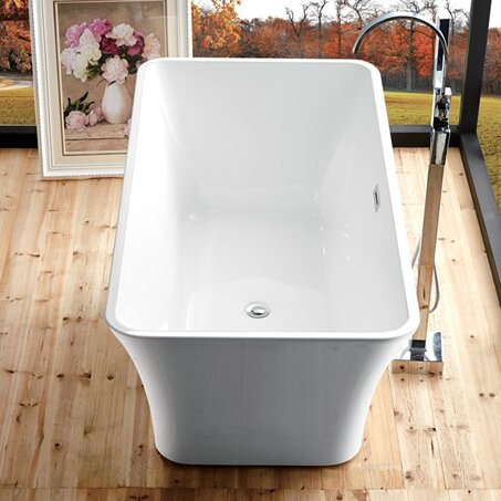 66.9 x31.5 Bathtub by Legion Furniture