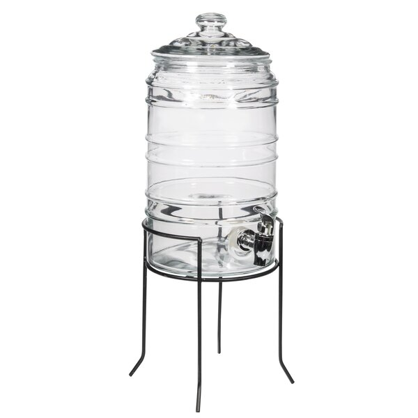 Del Sol 192 oz. Beverage Dispenser by Home Essentials and Beyond