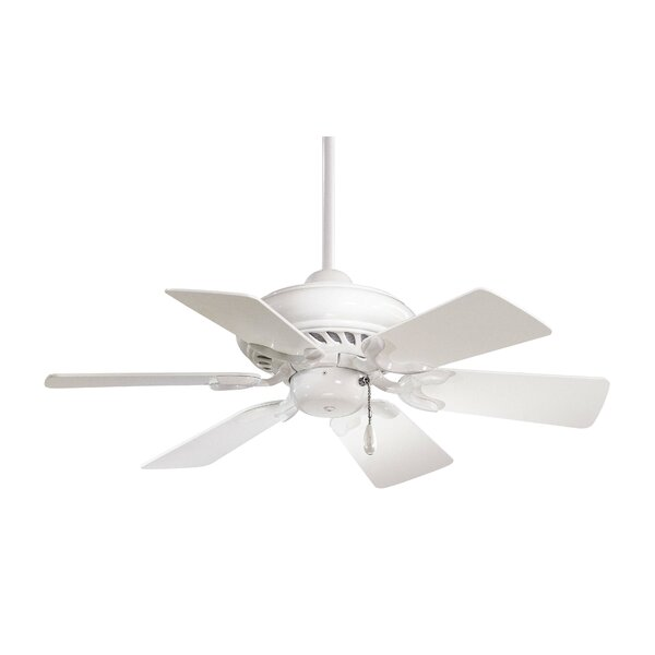 32 Supra 6-Blade Ceiling Fan by Minka Aire