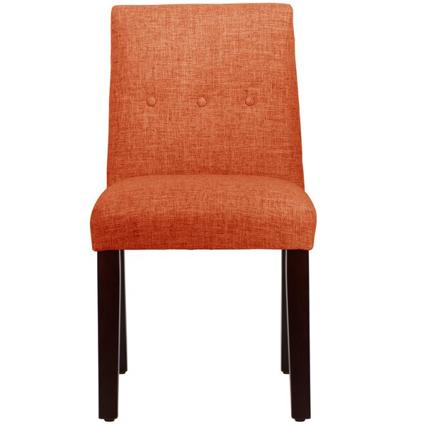 Cieslak Tapered Upholstered Dining Chair By George Oliver Fresh