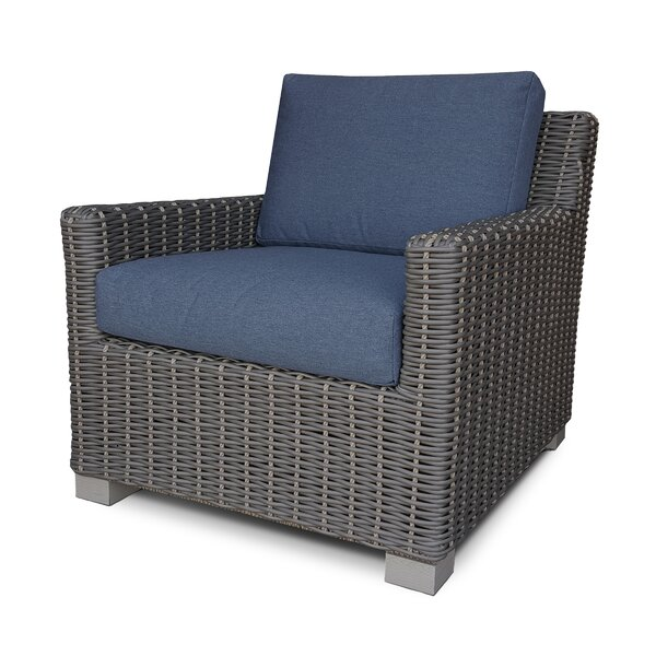 Traverse 3 Piece Deep Seating Group with Sunbrella Cushions by Eddie Bauer