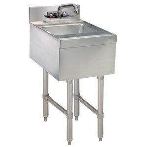 Elegant Free Standing Handwash Utility Sink With Faucet