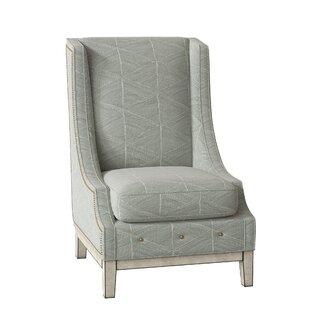 Ava Wingback Chair