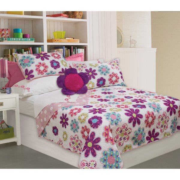 Lenora 2 Piece Quilt Set by Viv + Rae