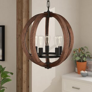 Looking for Orly 5-Light Globe Chandelier By Laurel Foundry Modern Farmhouse