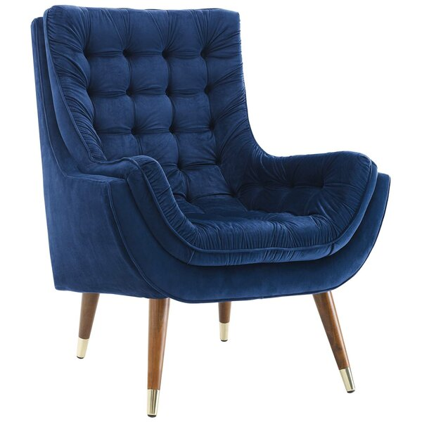McCaysville Lounge Chair By Everly Quinn