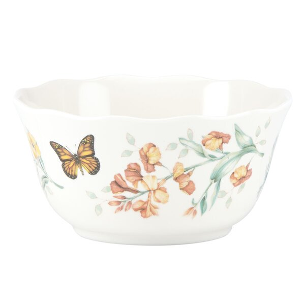 Butterfly Meadow 16 oz. Melamine All Purpose Bowl by Lenox