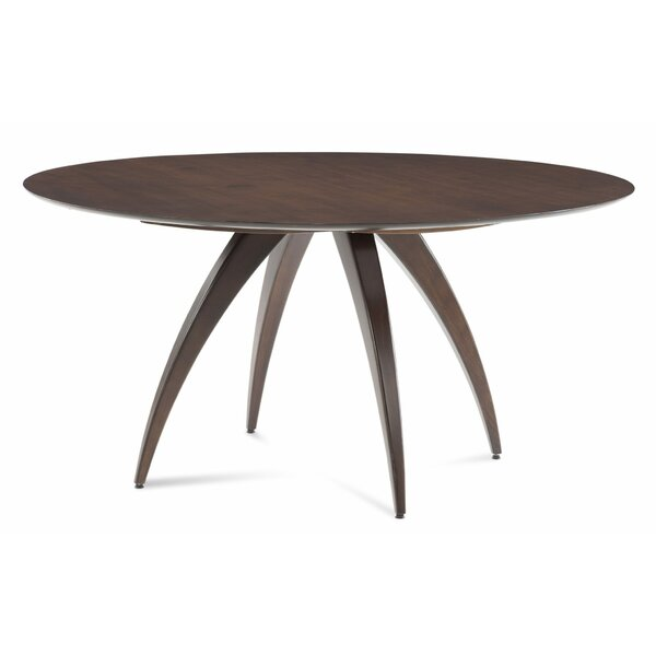 Cade Solid Wood Dining Table by Corrigan Studio