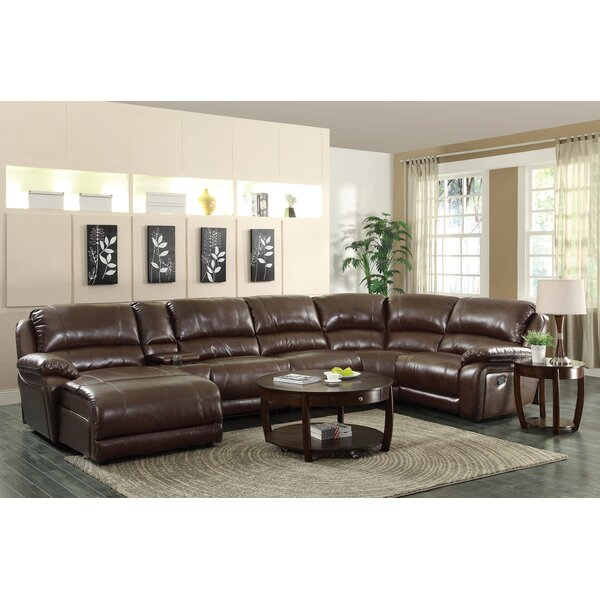 Shealey Reclining Sectional by Red Barrel Studio