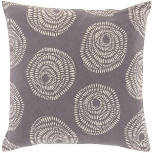 maryanne 100 cotton throw pillow - Toss Pillows