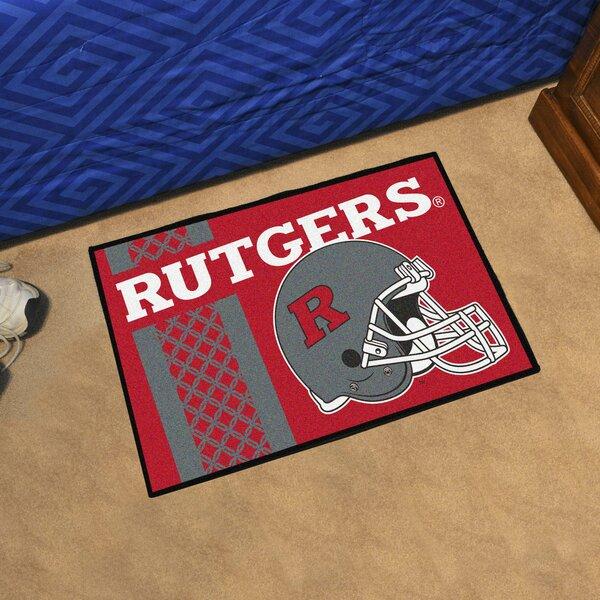 Rutgers University Doormat by FANMATS