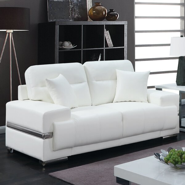Shop A Great Selection Of Obryant Contemporary Loveseat by Orren Ellis by Orren Ellis